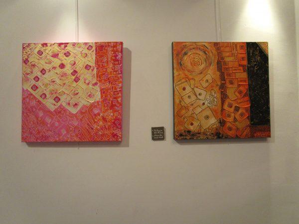 Expresionismo - mosaicos de luz