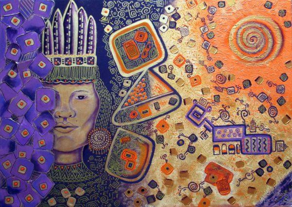 Cacique Motato Reyes cultura amerindia Colombia